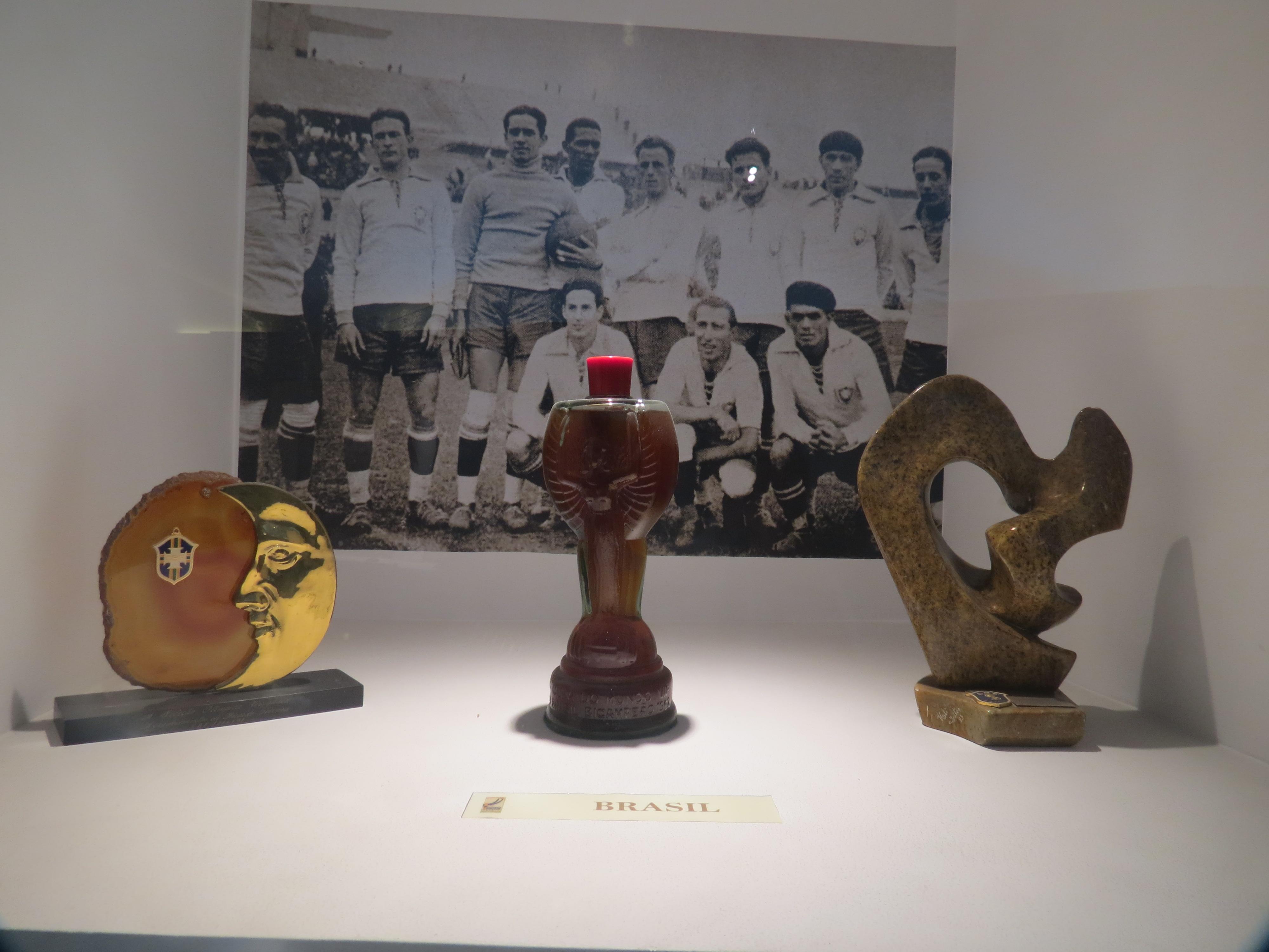 Museu do Futebol - foto Ygor Barros