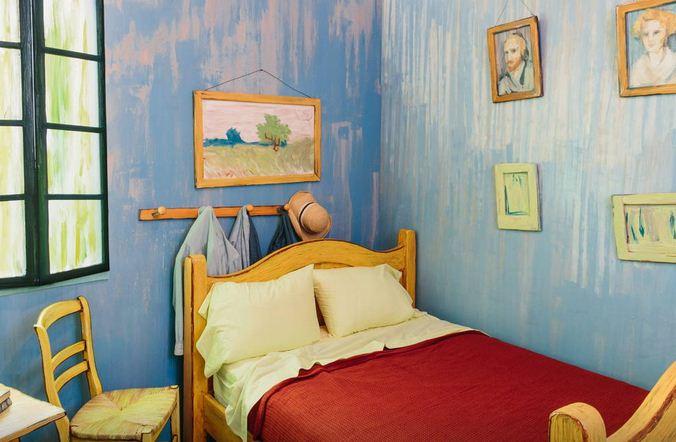 VAN GOGH BEDROOM 05