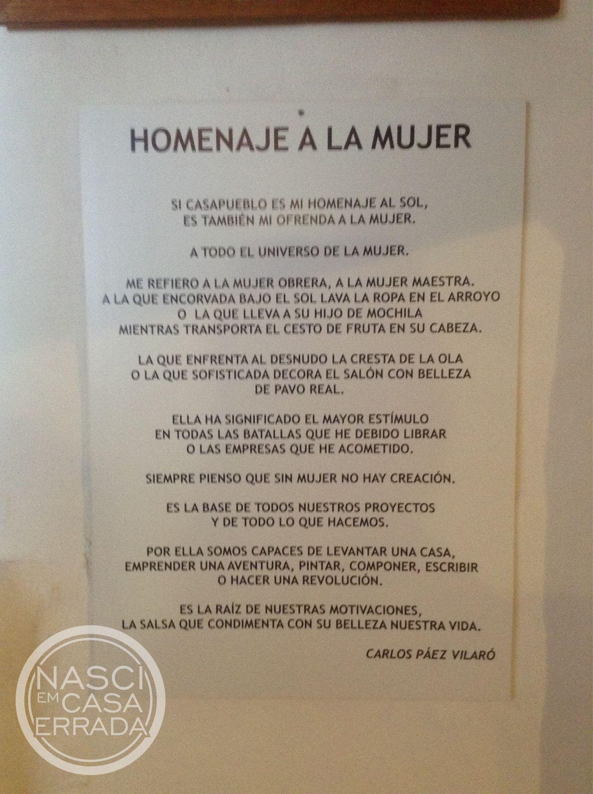 CASA PUEBLO______