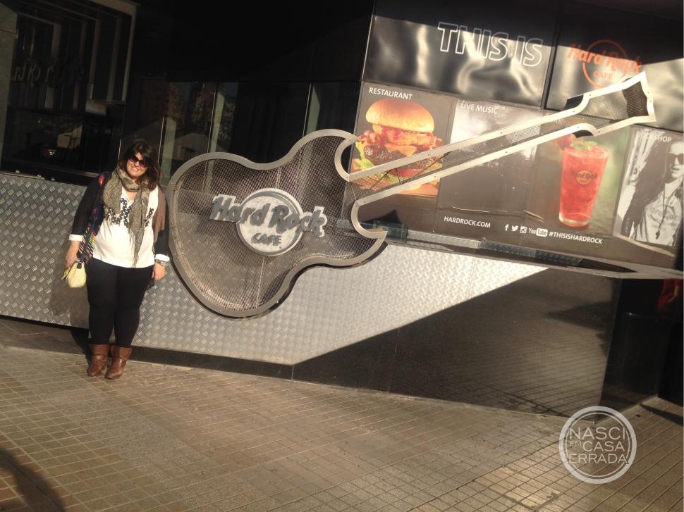 HARD ROCK CAFÉ SANTIAGO___