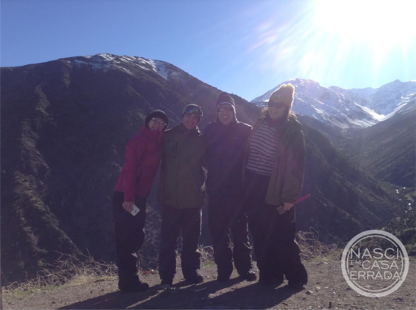 valle nevado______