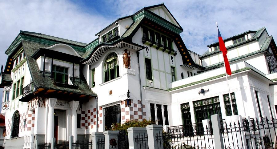 Palacio Baburizza: Foto de Dicas Chile http://www.dicaschile.com.br/2016/07/museus-em-valparaiso.html